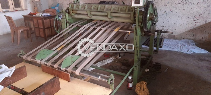 Available For Sale Reel Cutting Machine - Size - 48 Inch