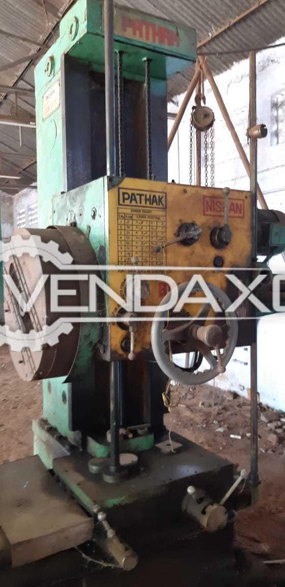 Pathak Make Boring Machine - 100 mm