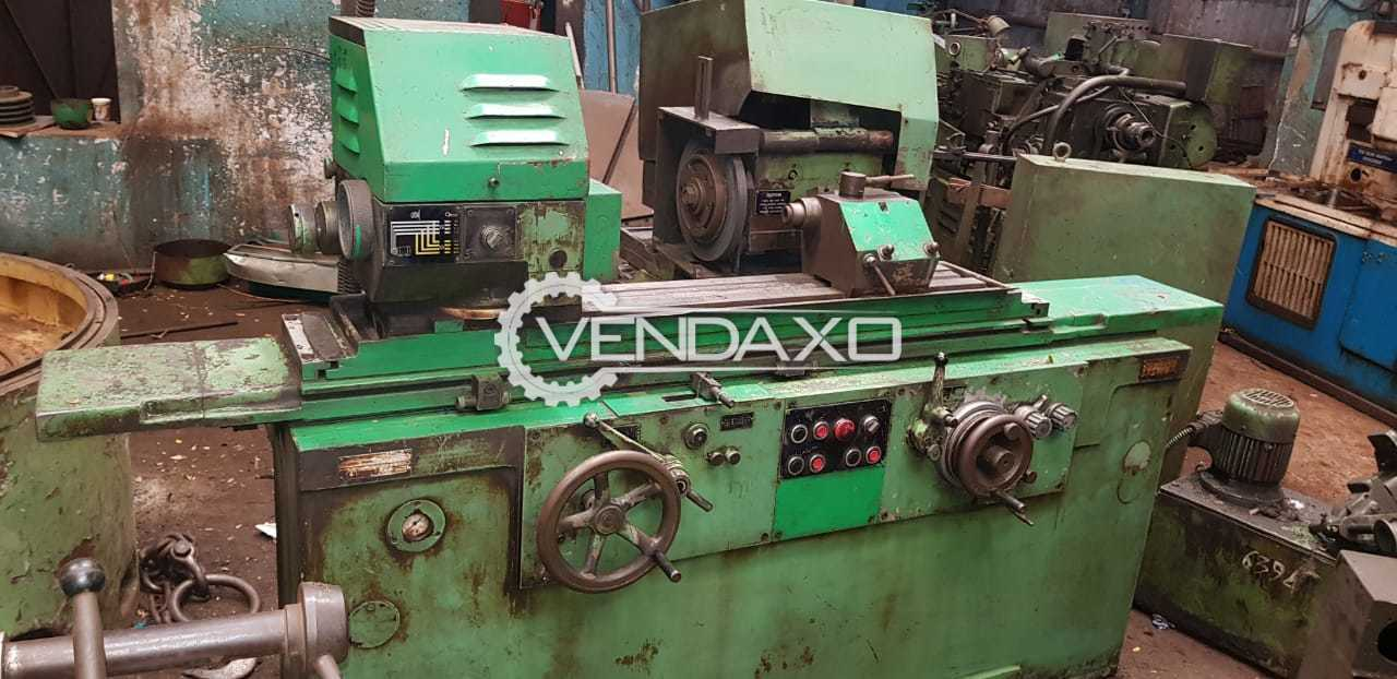 HMT K130 Cylindrical Grinding Machine - Capacity : 500 mm