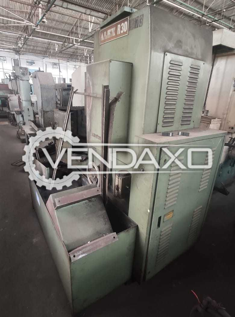Alex R30 Rotary Surface Grinding Machine - Diameter : 800 mm