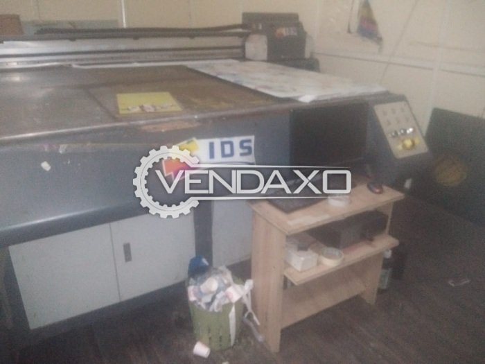 Tusker UV Flatbed Printing Machine - 3.2 x 2.05 Meter
