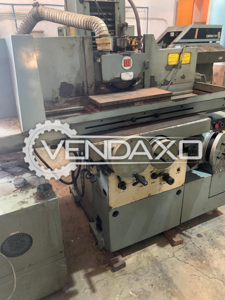 Wasino Make Hydraulic Surface Grinding Machine - Table Size : 500 x 200 mm