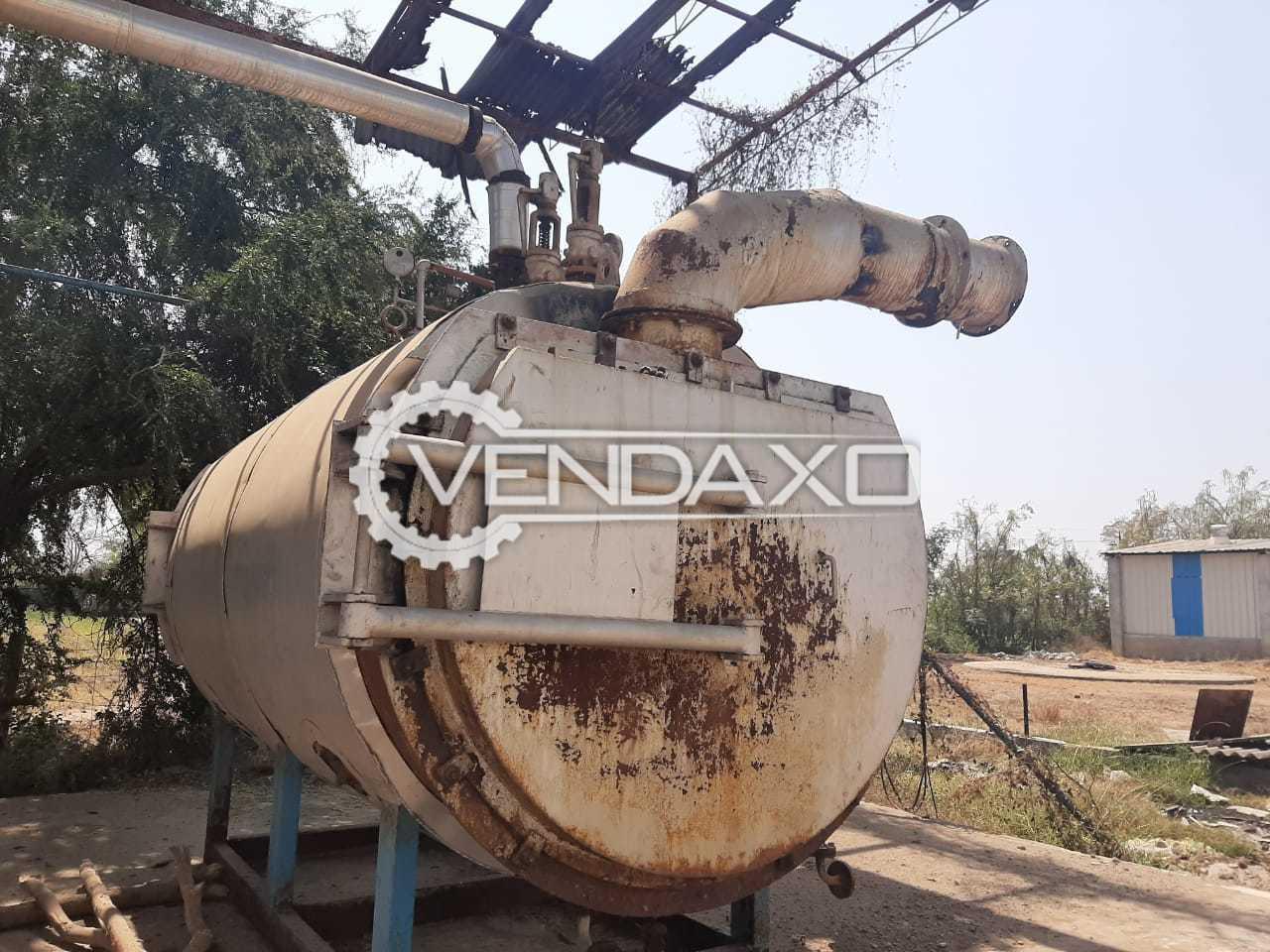 Indian Make IBR Steam Boiler - Capacity : 1 Ton