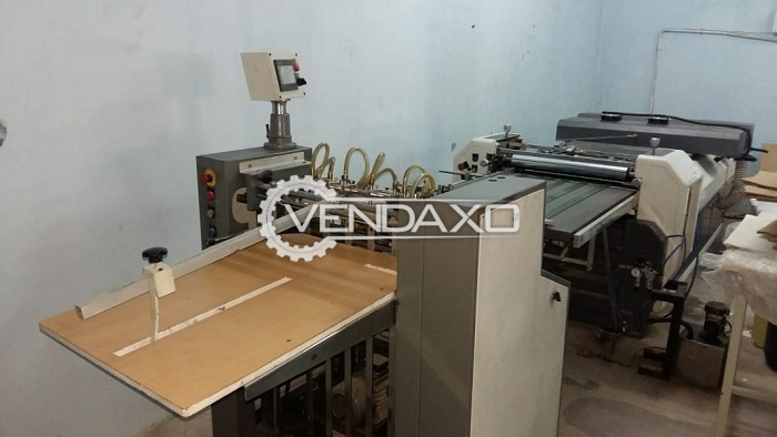 Available For Sale UV Coater Machine - Size - 28 Inch