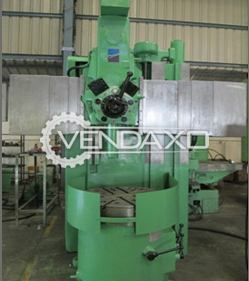 Schiess Cooper 800 CNC Vertical Turret Lathe VTL Machine - Chuck Diameter - 800 mm