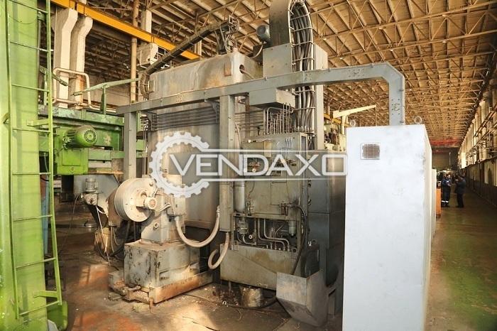 MORANDO CNC Vertical Turret Lathe VTL Machine - Table size - 1450 mm