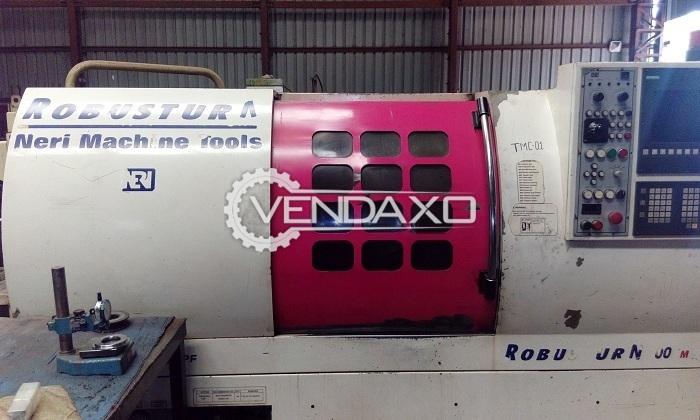 Neri Robustura TMC-300 CNC Turnmill Machine - 400 x 600 mm
