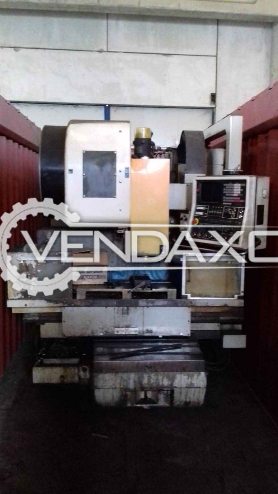 Mori Seiki Make CNC Vertical Machining Center - VMC - Table Size : 700 x 450 mm