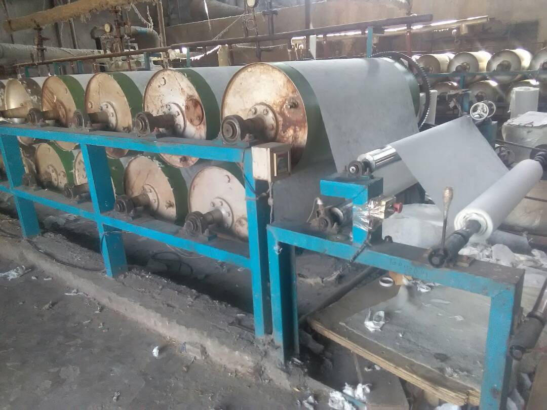 Paper Filling Machine