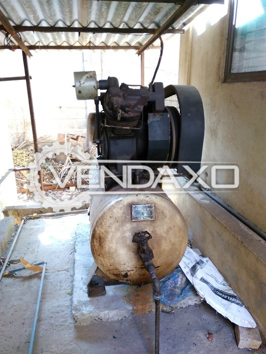 Ingersoll Rand Air Compressor - 15 Ton