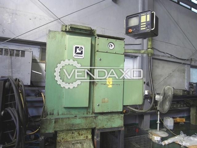 Fromag RA-CNC70/600 CNC Slotting Machine - 1500 mm