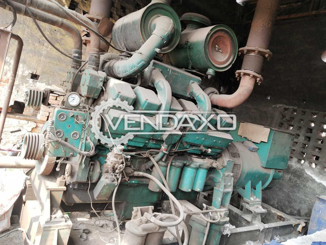 Cummins KTA-2300 Diesel Generator - 750 Kva