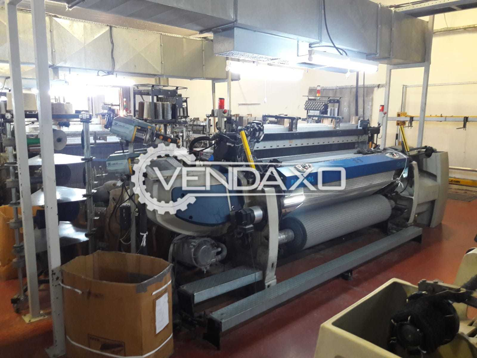 20 Set OF Picanol Optimax Dobby Weaving Machine - Width - 2.20 Meter
