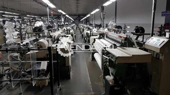 48 Set OF Picanol GTX Dobby Weaving Machine - Width - 1.90 Meter
