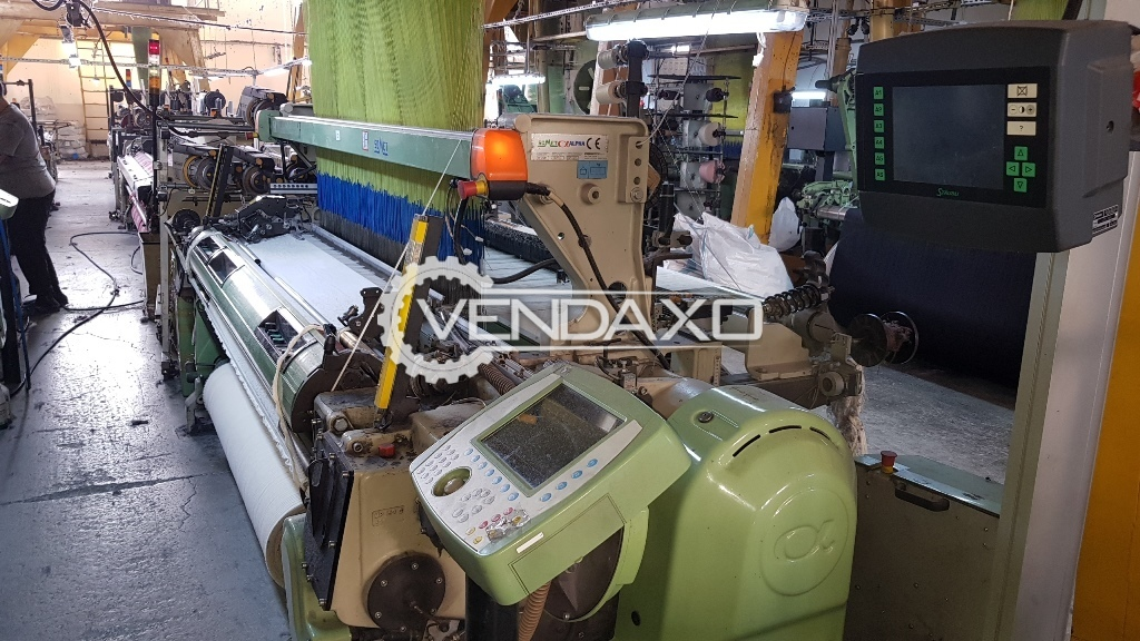 Somet Alpha Loom Machine  - Width - 2100 mm