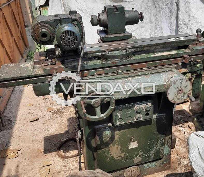 HMT GTC 28 Tool & Cutter Grinding Machine - Center height : 130 mm