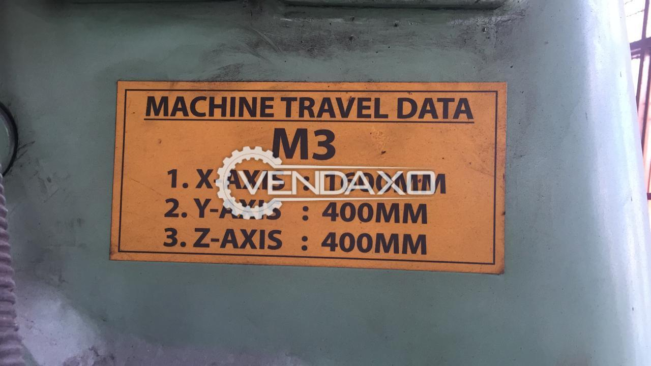 Reliable Milling Machine - 1600 x 400 x 400 mm