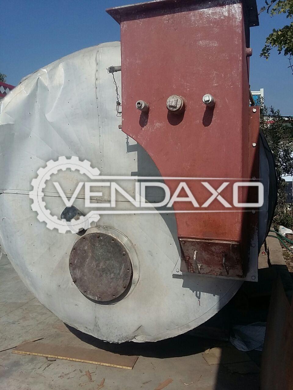 IAEC Steam Boiler - 4 Ton