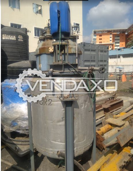 For Sale Used SS Reactor - 1 KL