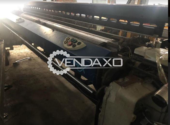 Picanol Gammax Loom Machine - Width - 340 Cm