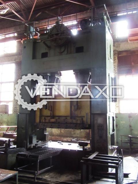 Ravne DE315 Forging Press Trimming Machine - 315 Ton
