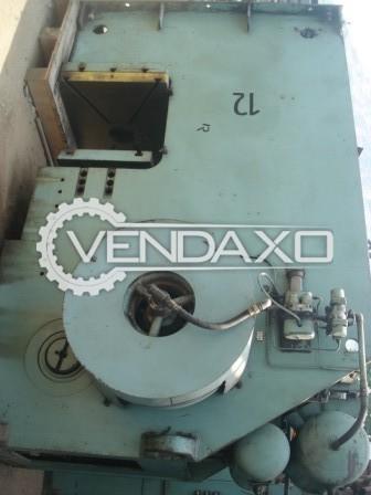 WMW Forging Press Trimming Machine - 160 Ton