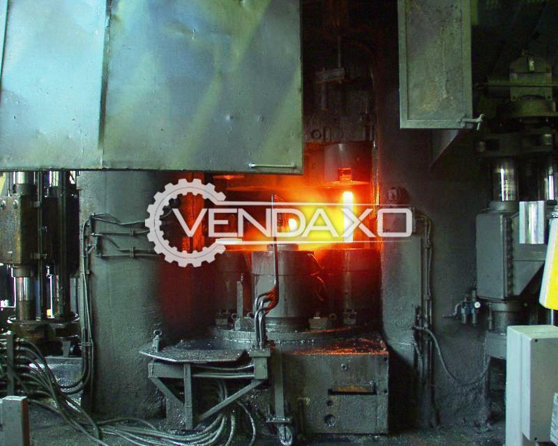 Lasco SKP2500 Friction Screw Press Machine - Capacity : 2500 Ton