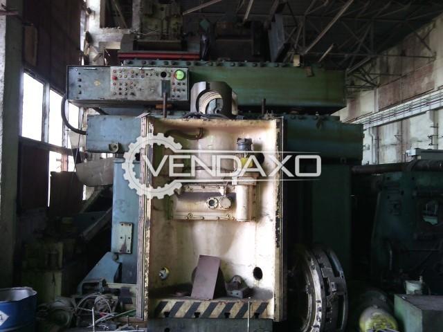 TMP Voronezh Russia KG2540 Forging Press Trimming Machine - 1000 Ton