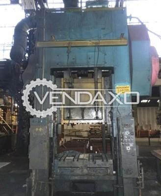 Bret PA32 Forging Press Trimming Machine - 320 Ton