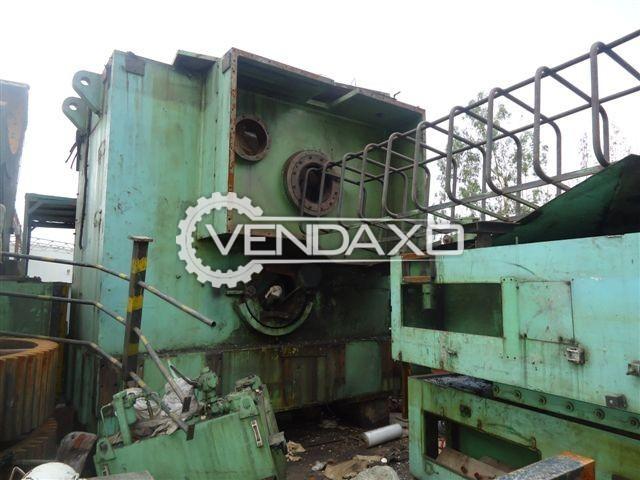 Godrej SE1-1200-1200x1400-1092 Forging Press Trimming Machine - 1200 Ton