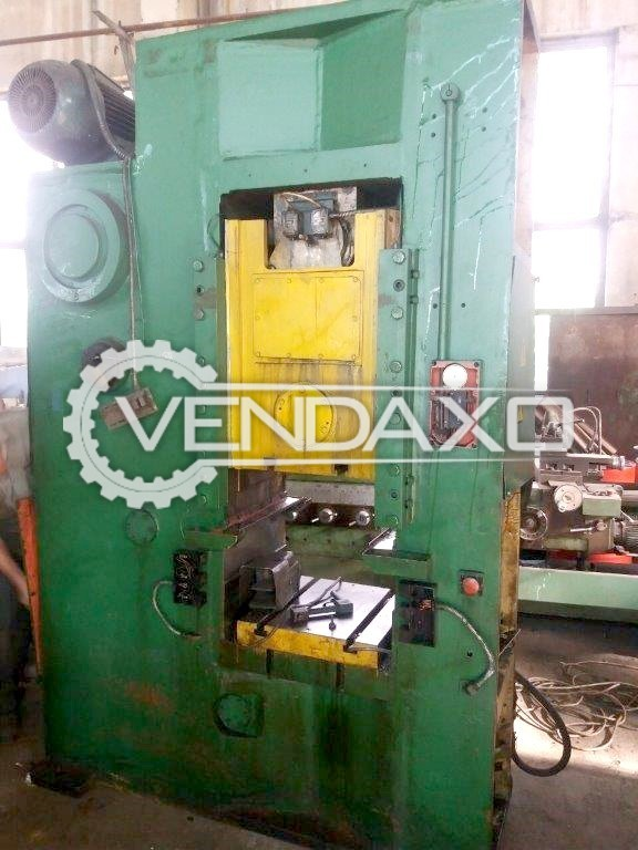 Barnaul Russia KB8336 Knuckle Joint Coining Press Machine - Capacity : 400 Ton