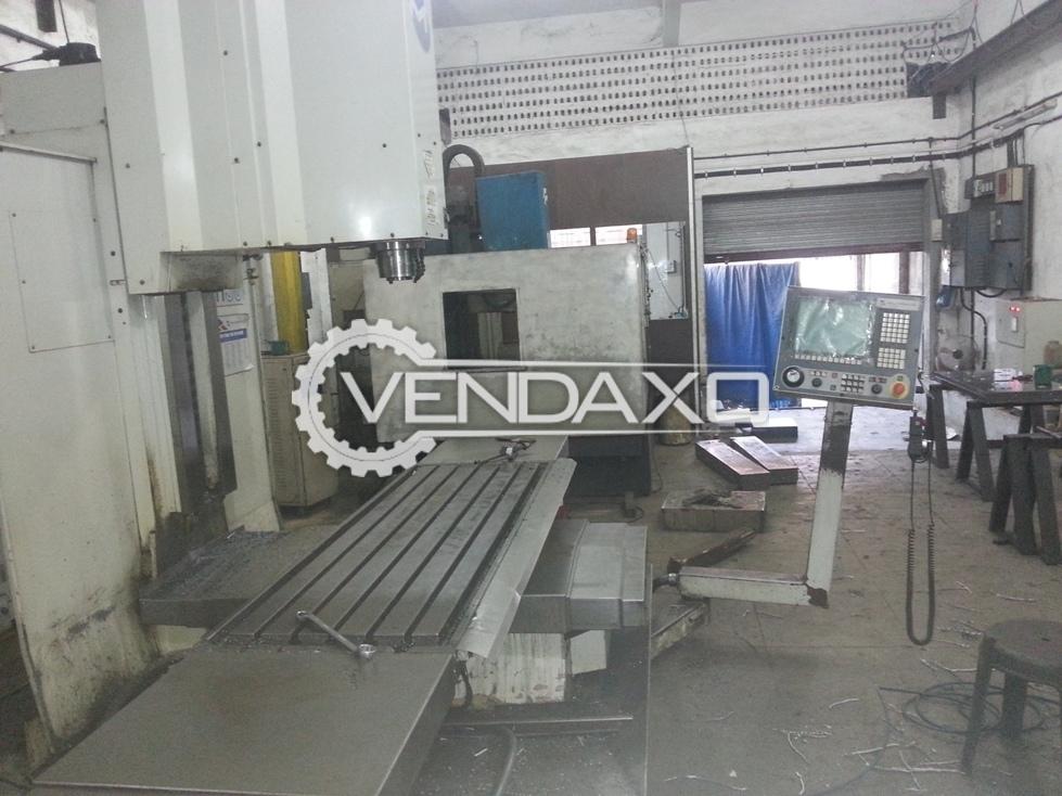 Milltronics RH30 Vertical Machining Center VMC - 1525 x 760 x 710 mm
