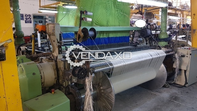4 Set OF Somet Alpha Jacquard Weaving Machine - Width - 2.10 Meter
