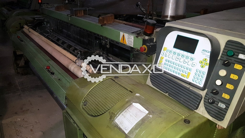 18 Set OF Somet Super Excel Dobby Weaving Machine - Width - 2.30 Meter