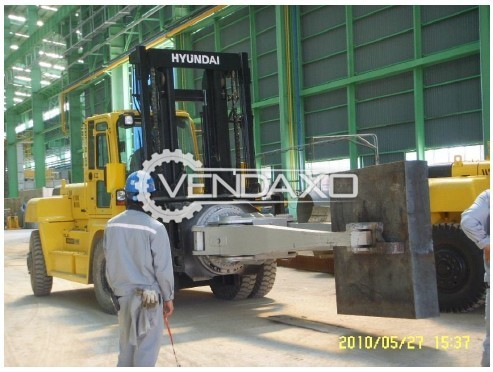 Hyundai Make Forklift Machine - 5 Ton