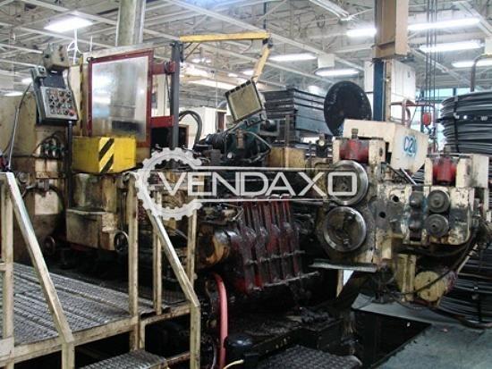 "National 750-S1 Part Former Cold Header Machine - Max. Cutoff length : 4"""