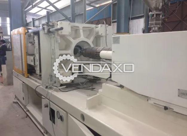 Kawaguchi B2 Injection Moulding Machine - 140 Ton