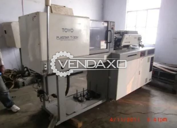 TOYO Plastar Injection Moulding Machine - 35 Ton