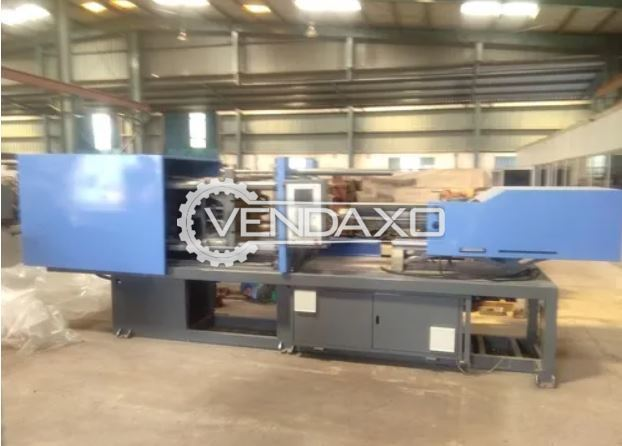 Penta MM170 Injection Moulding Machine - 170 Ton