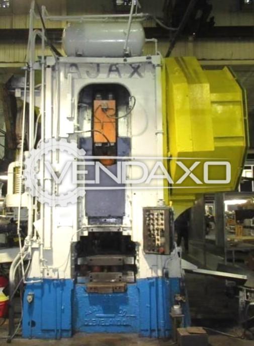 Ajax Make Hot Forging Line - Capacity : 1300 Ton