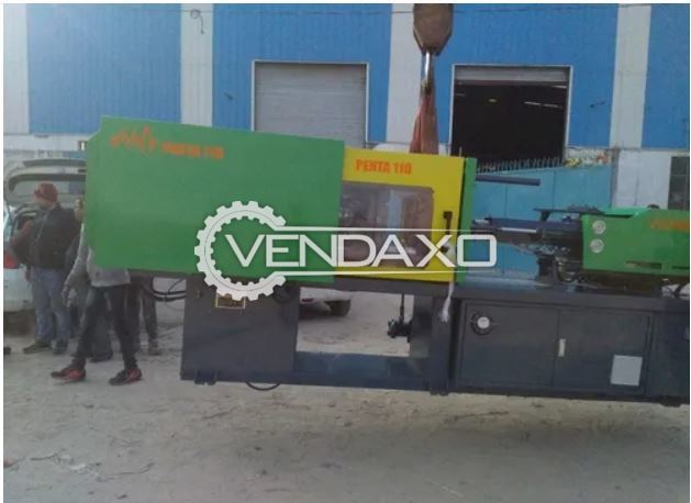 Penta Injection Moulding Machine - 110 Ton