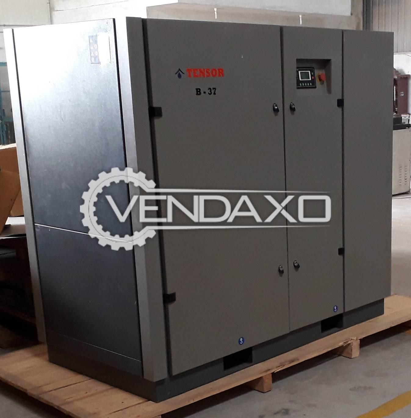 Tensor B37 Rotary Vane Air Compressor - 37 KW