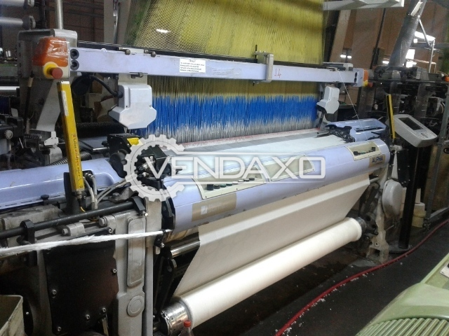 3 Set OF Somet Alpha PGA Jacquard Weaving Machine - Width - 1.90 Meter