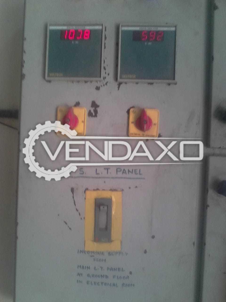 Empire Automatic Garlic Peeling Machine - 50 KG Per Hour With Oil Free Screw Air Compressor