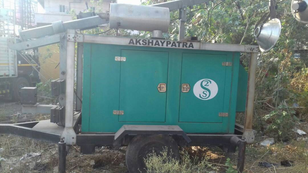 30 kVA Silent Diesel Generator DG Set with Escorts Engine