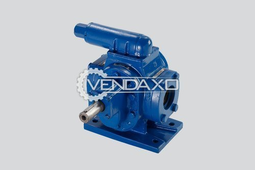 Roto Pumps External Gear Pump - 120 m3/hr