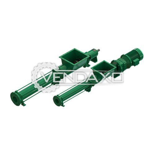 Roto Pumps WM Wide Throat Single Screw Pump - 200 m3/hr