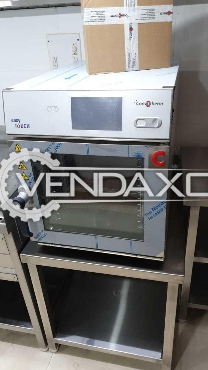 For Sale Unused Convotherm 6.1 0 OES MINI Combi Oven - 7 KW