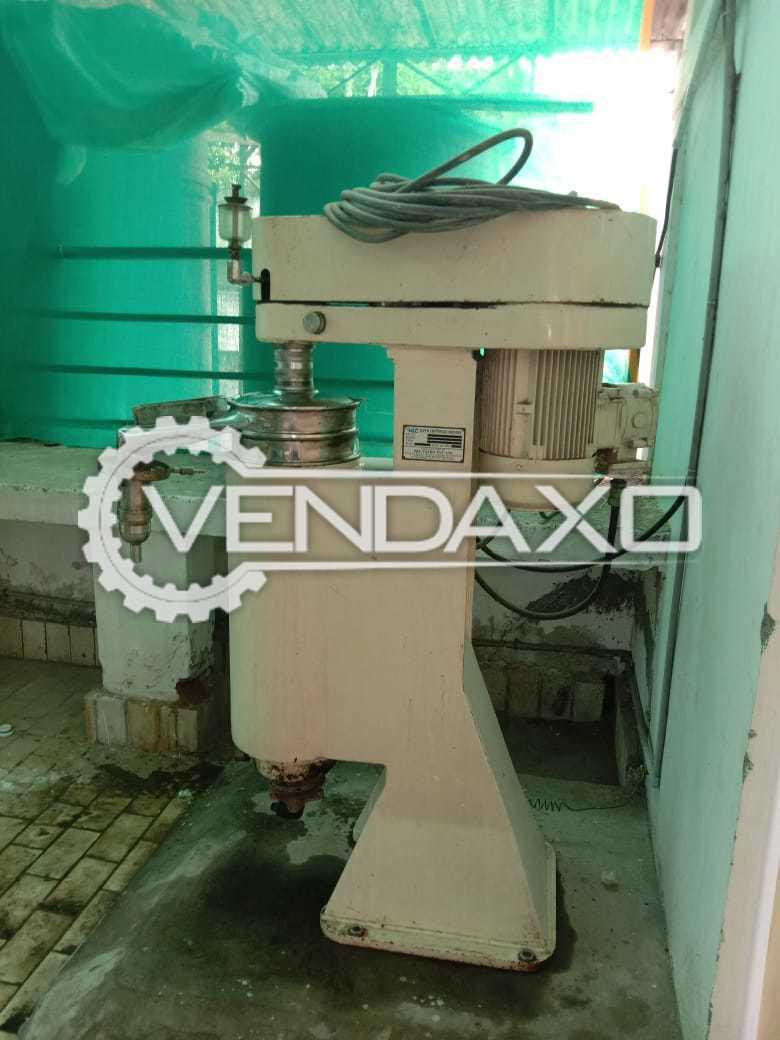 For Sale Used Tubular AS 26 Centrifuge - 1000 Liter