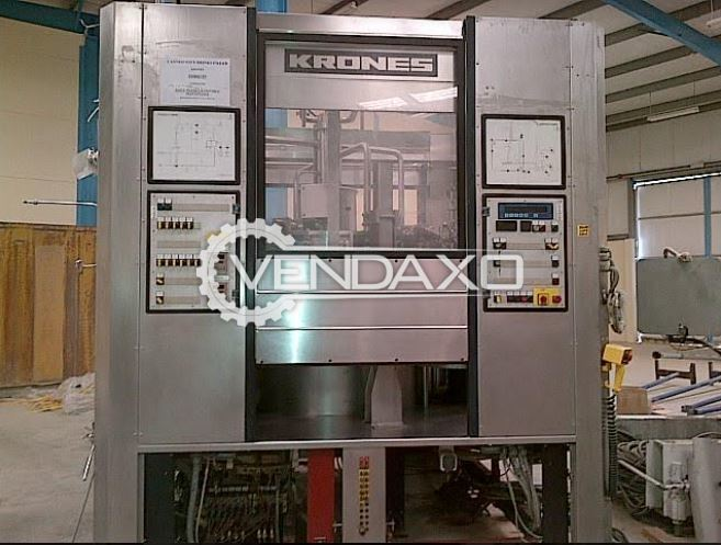 Available For Sale Used Complete Carbonated Soft Drinks Filling Line